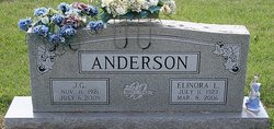 J. G. Anderson