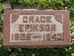Grace <i>Adams</i> Erikson