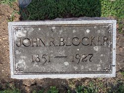 John Rufus Blocker