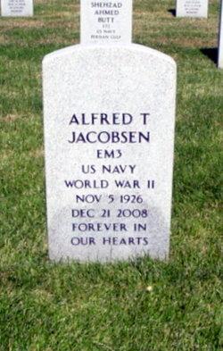 Alfred T Jacobsen