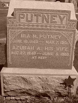 Azubah Ann <i>Haislett</i> Putney