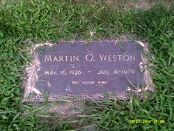 Martin O Weston