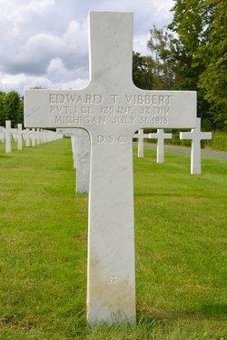 PVT 1CL Edward Thomas Vibbert