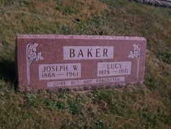 Lucy <i>Kernes</i> Baker
