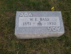 Wilmer E Bass