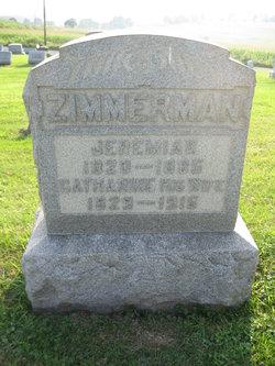 Catherine <i>Houser</i> Zimmerman