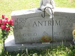 Betty M <i>Fears</i> Antrim