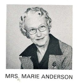 Marie Charlotte <i>Hjelm</i> Anderson