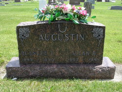 Blanche <i>Iverson</i> Augustin