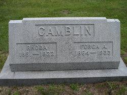 Rhoda <i>Enfield</i> Camblin