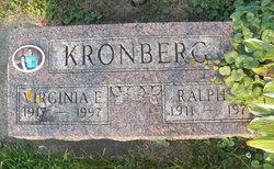 Virginia E <i>Rusk</i> Owen Kronberg Berg Anderson