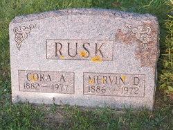 Mervin D Rusk