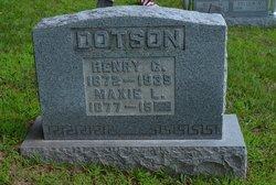 Henry Clinton Dotson