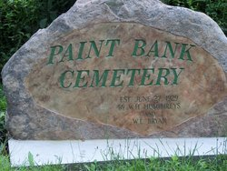 Paint  Bank  Community  Cemetery