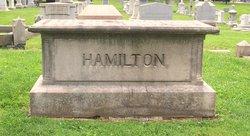 Anna Mary Magdalena <i>Hess</i> Hamilton