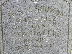 Eva <i>Badger</i> Shipman