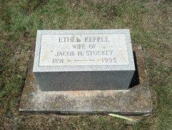 Ethel Ray <i>Kepple</i> Stuckey