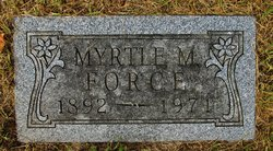 Myrtle May <i>Kelley</i> Force