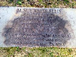 M Sue <i>White</i> Ellis