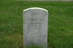 Carolyn Rhodes <i>Sills</i> Christiansen