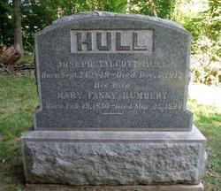 Mary Fanny <i>Humbert</i> Hull