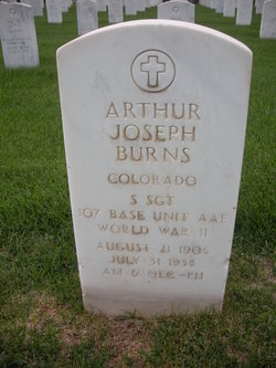 Arthur Joseph Burns