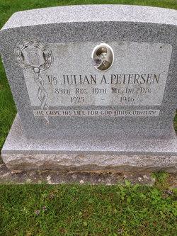 Spec Julian A Petersen