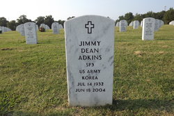 Jimmy Dean Adkins
