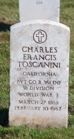 Charles Francis Toscanini