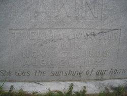 Thelma C. <i>McNair</i> Akin