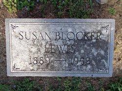 Susan <i>Blocker</i> Lewis