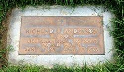 Richard J Anderson