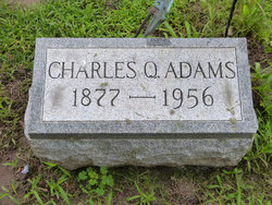 Charles Quincy Adams