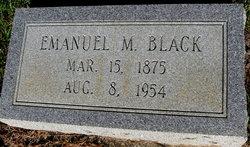 Emanuel M Black