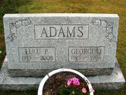 George J Adams