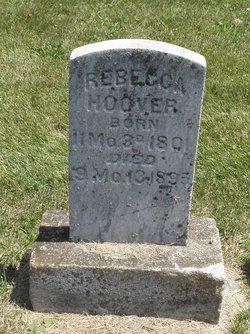 Rebecca <i>Yount</i> Hoover