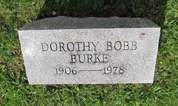 Dorothy <i>Bobb</i> Burke