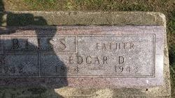 Edgar Dean Bliss