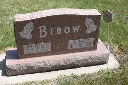 Mildred C. <i>Percival</i> Bibow
