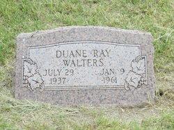 Duane Ray Walters