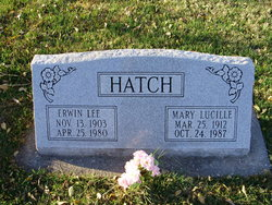 Mary Lucille Hatch