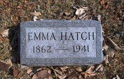 Nancy Emma Hatch