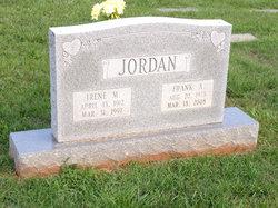 Frank A Jordan