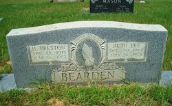 H Preston Bearden