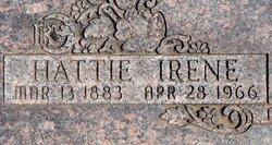 Hattie Irene <i>Marshall</i> Ismay