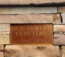 Old Amwell Cemetery