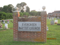 Evergreen Baptist Church Cemetery