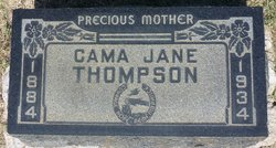 Cama Jane Thompson