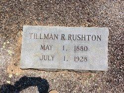 Tillman Rupert Rushton