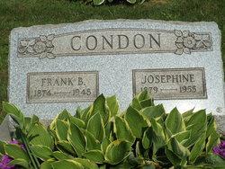 Josephine <i>Fike</i> Condon